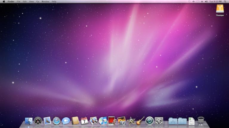 Mac OS X 10.6 768x432