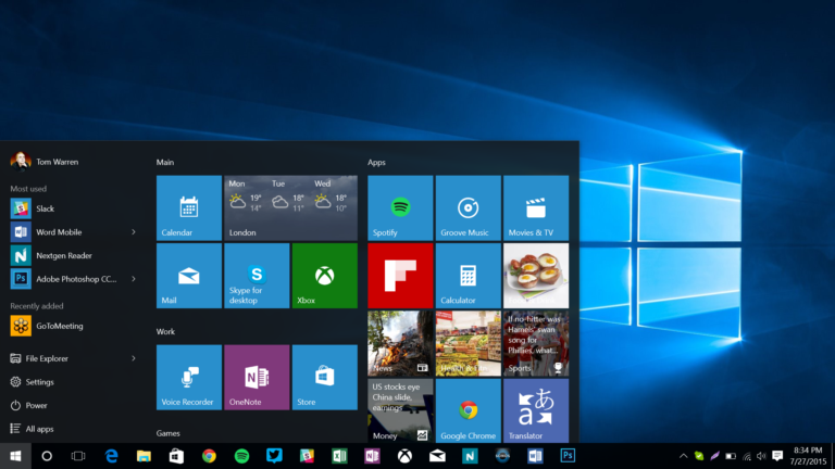Windows 10.0 768x432
