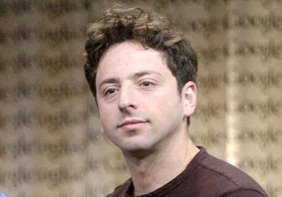 Sergey Brin1