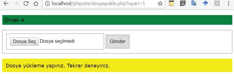 Ekran Görüntüsü dosyayukle.php2