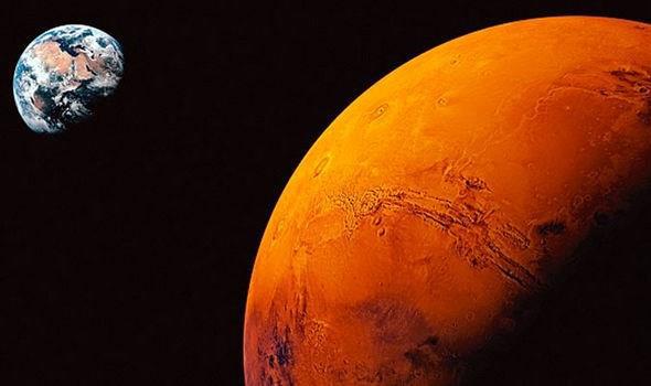 Dünyada ki İnternet bağlantısının benzeri marsta da olabilir mi veya Dünya ile Mars arasında bir İnternet bağlantısı olabilir mi