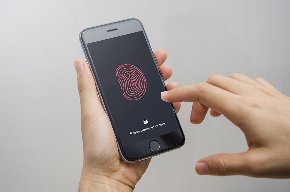 Telefonlar da parmak izi teknolojisi nasıl çalışıyor
